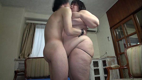 Subtitled Japanese extreme BBW fat body worship in HD HD
