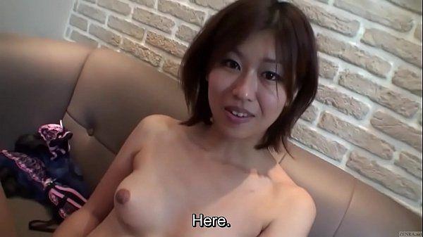 Subtitled uncensored Japanese Osaka amateur blowjob in HD HD