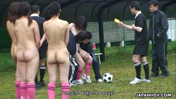 japanhdv Naked Soccer Cup scene7 trailer