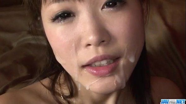 Momoka Rin blows hard and then fucks like a goddess