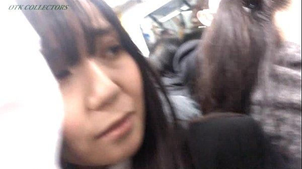Real molester in Japanese train