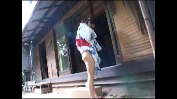 Kimono Girl Gets Serve Spanking Punishment