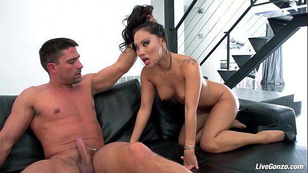 LiveGonzo Asa Akira Perfect Japanese Anal Sex HD