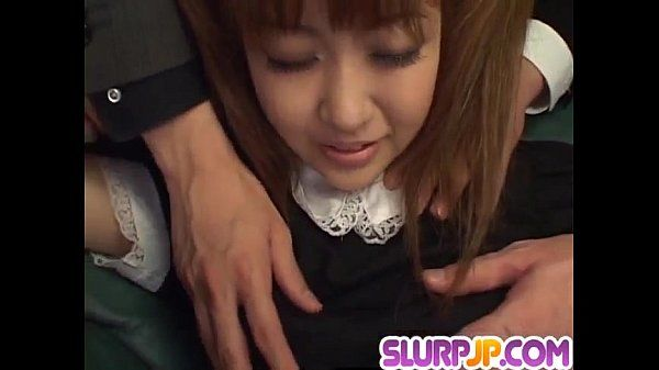 Kokoro Wakaba loves jizz in her mouth after rough sex