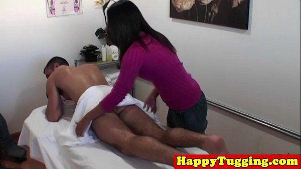 Real nuru masseuse rides customers dong HD