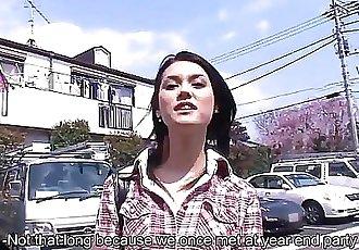 Japanese Maria Ozawa fucked hard uncensored 5 min