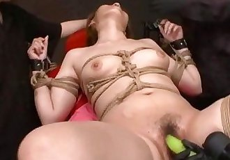 Extreme Uncensored Japanese BDSM Sex - 5 min
