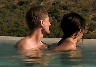 Oily Sexy Asian Massage - 8 min HD