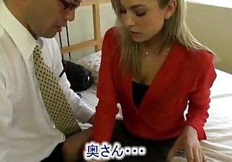 Sexy Blonde with georgeous Body is forced to Sex - 26 min