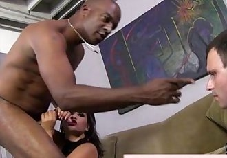 Cuckolding babes interracial suck - 5 min