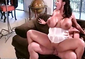 Asian Ripped Apart by 3 Dicks - 22 min