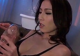 Sera Ichijo ends her fuck session with a warm creampie - 12 min