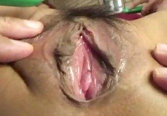 Serina Hayakawa swallows after nasty oral play - 12 min