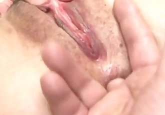 Yuu Mahiru gets cock to devour her juicy holes in hardcore - 12 min