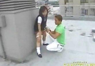 japanese schoolgirl forced masterbation - 1 min 40 sec