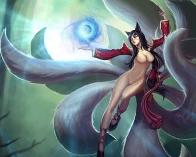 League of Legends - Ahri - part 16