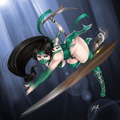 League of Legends - Akali - part 5