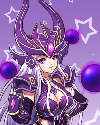 League of Legends- Syndra