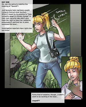 Return Of The Gator Girl