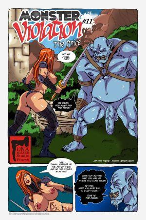 Monster Violation 11 - The Price