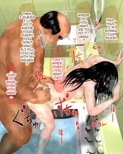 Hajimete no Aite wa Otou-san deshita - #1 Hankouki na Jijo - part 4