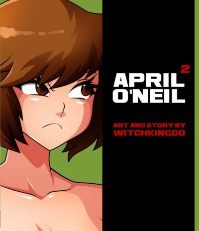 April ONeil 2- Witchking00