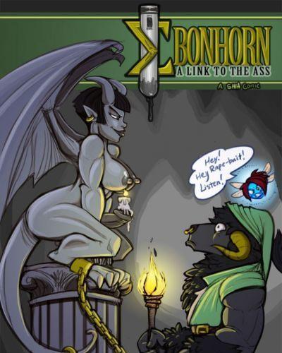 Ebonhorn - A Link to the Ass