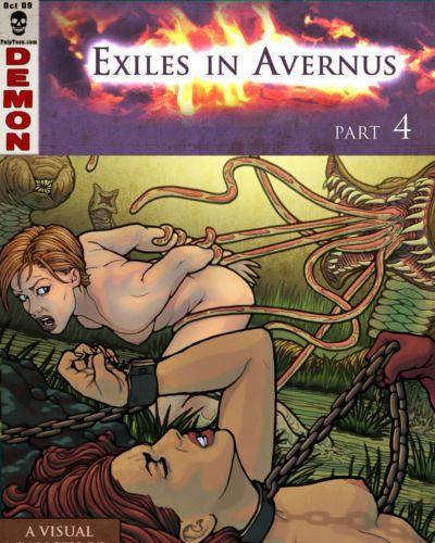 Exiles in Avernus #4 & #5