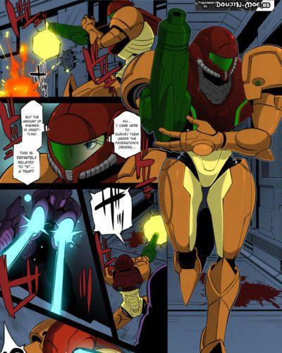 Metroid XXX