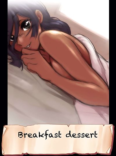 Breakfast Dessert parts 1 and 2
