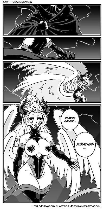 Demon Candy Parallel - part 31