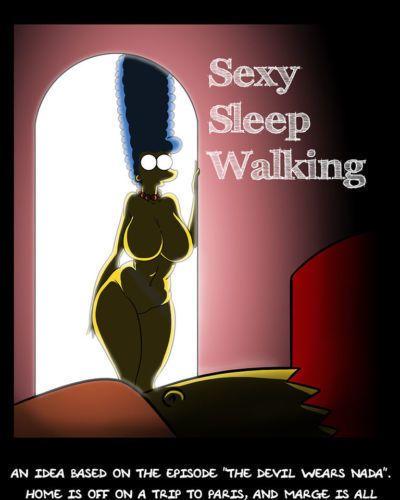 Sexy Sleep Walking