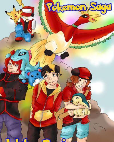 Pokemon Saga  Johto Region