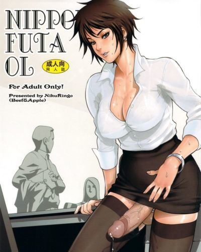Nippon Futa Ol-Hentai Shemale