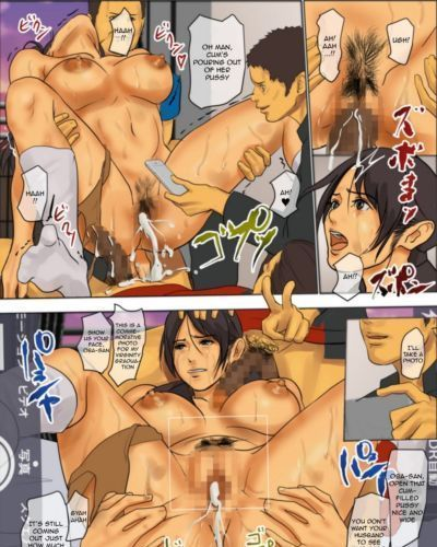 sacrificio madre Hentai - Parte 8