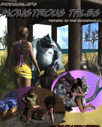 Monstrous Tales - Return To The Boardwalk