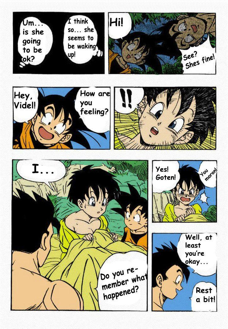 Dragon Ball Manga Porn