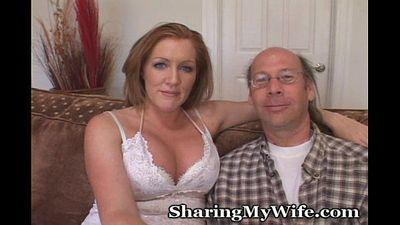 Nerdy Hubby Has Hot Wife - 5 min