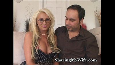 Sharing My Wife\