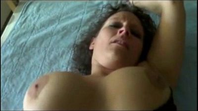 Wife homemade creampie - 6 min