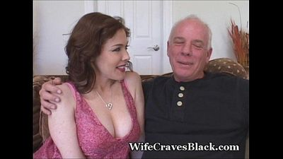 Busty Wife Fucking Black Stud - 3 min