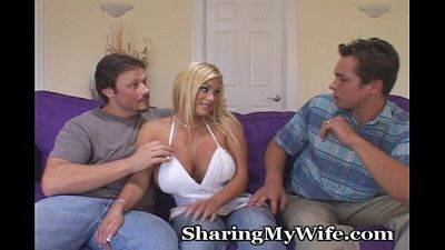 Wife Hungry For Strangers Cock - 5 min