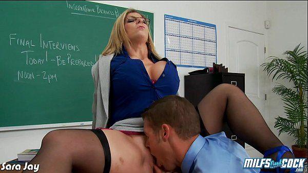MILF Sara Jay take cock in POVHD