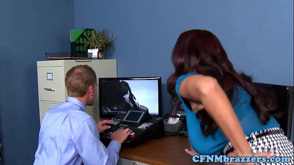 CFNM office ladies fucking IT guyHD