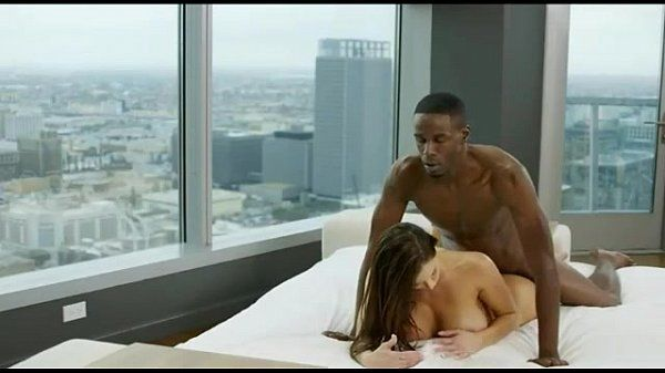 Kendra Lust with a black guy