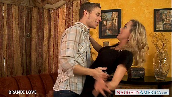 Blonde siren Brandi Love fuckingHD