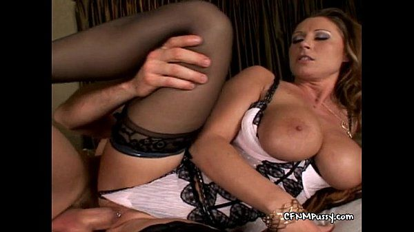 Luscious Babe Devon Lee Cant Get Enough Of Mailmans Cock