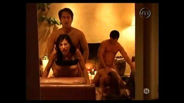 Lezley Zen & Aria Noir in Confessions of an adult star