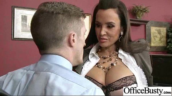 (lisa ann) Slut Office Girl With Round Big Boobs Love Sex movie-23