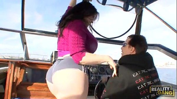Daphne RosenBig Ass Boat Ride